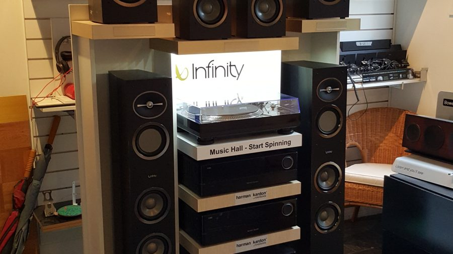 Harman Kardon Infinity Display, for JB-HI-FI