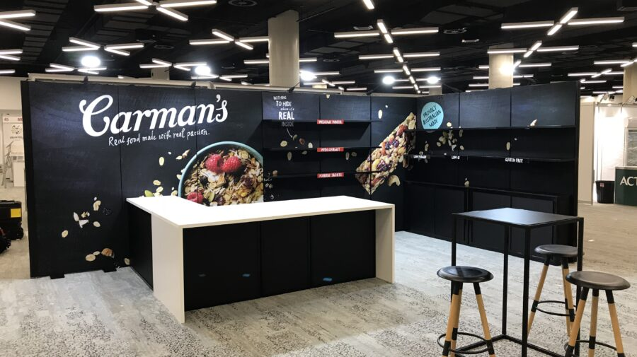 Carman's Muesli Exhibition