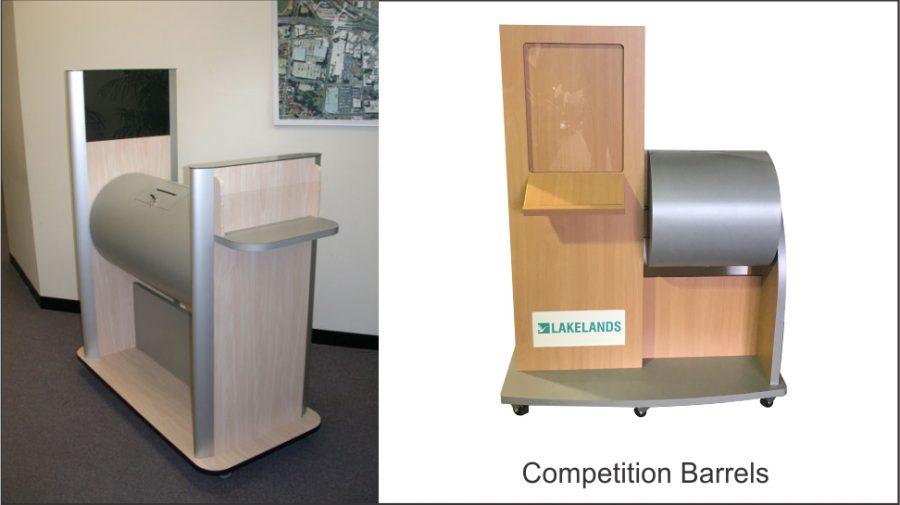 Competition Barrels