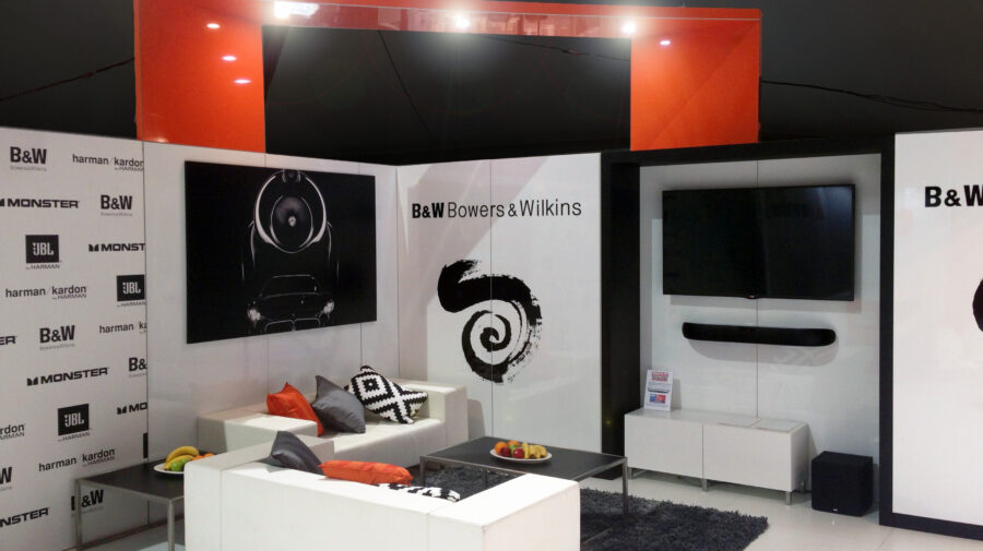 Bowers & Wilkins Trade Show