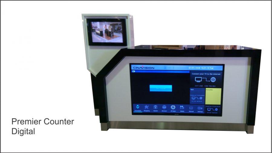 Premier Counter Digital