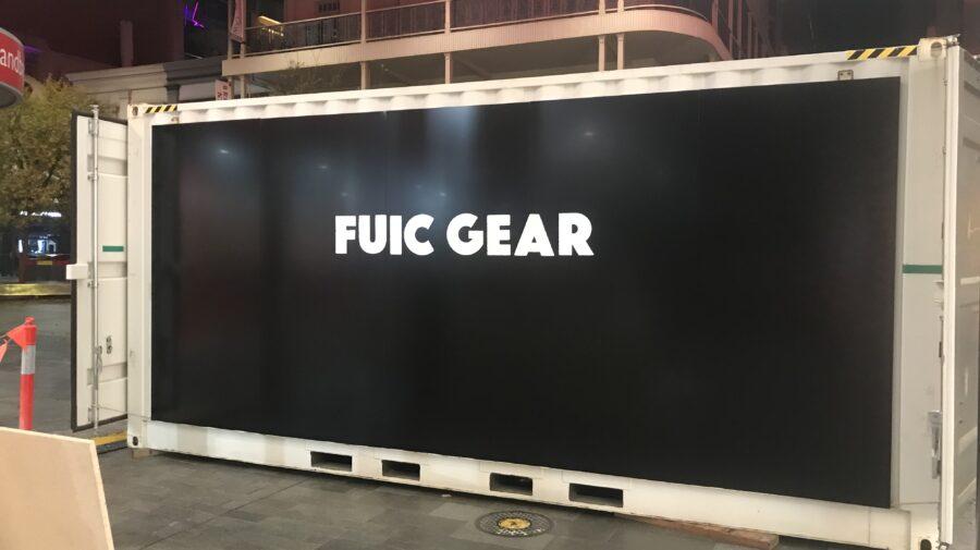 FUIC Gear Adelaide Rundle