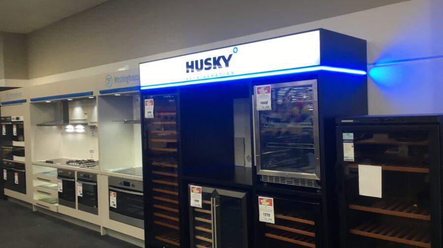 Husky Display