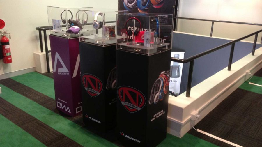 Product Display Plinths