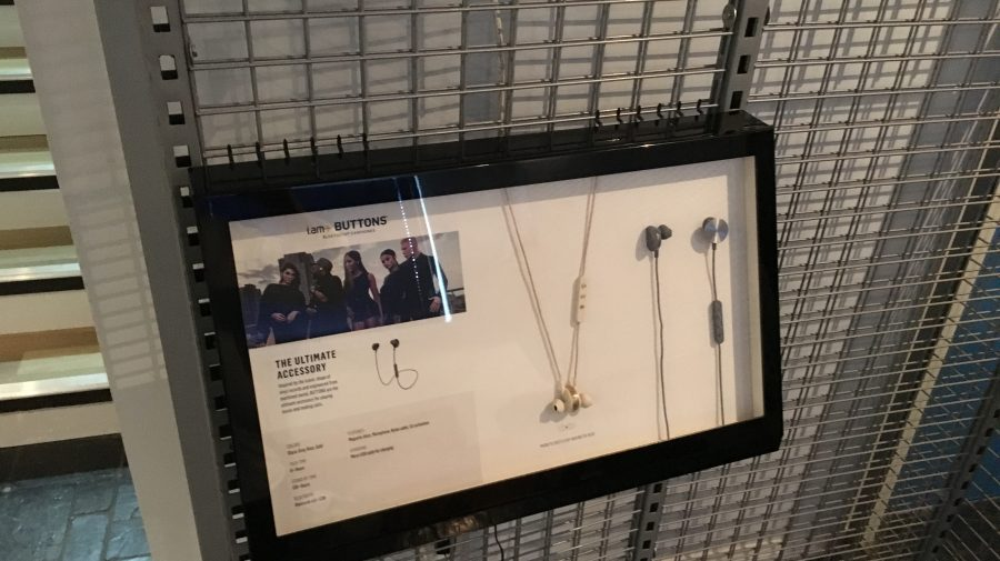 WILL.I.AM Display case, for JB-HI-FI