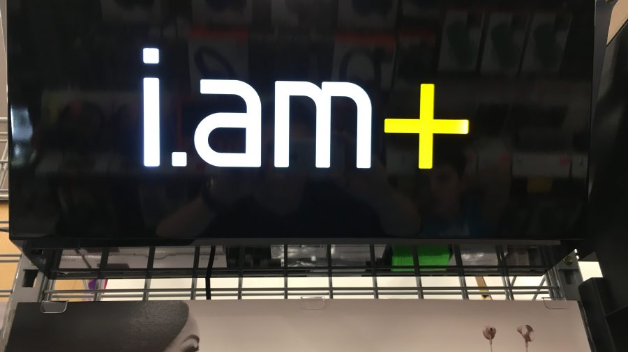 Light Box for WILL.I.AM Headphone & Speaker Display, for JB-HI-FI