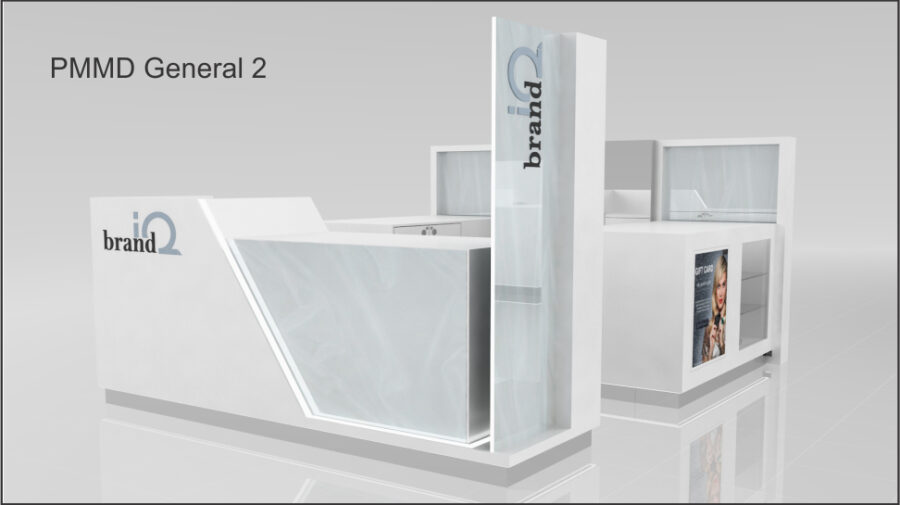 Brand iQ - Kiosk