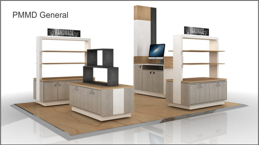 Contact Arien for a custom solution for any shopping centre equipment requirement.